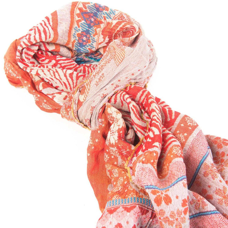Echarpe glantine rouge d co et accessoires for Decoration et accessoires