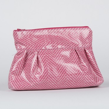 kit trousse Fred PM - chevrons rose