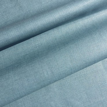 lin enduit bleu jeans