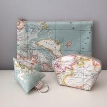 kit accessoires de sac mappemonde