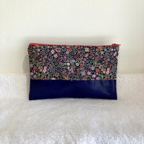 kit trousse clara liberty bleu/corail
