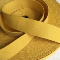 sangle 4cm jaune