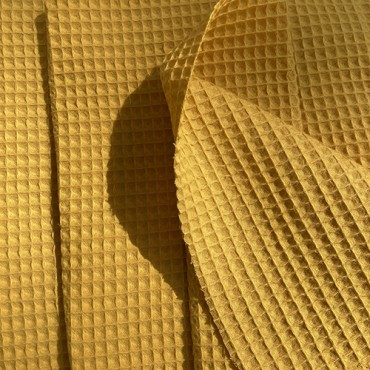 Nid d'abeilles safran