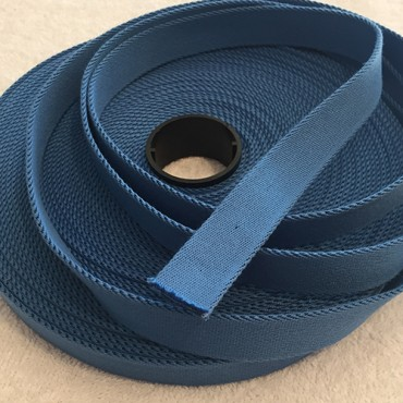 sangle 2cm bleu