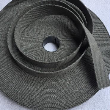 sangle 3cm gris clair chiné