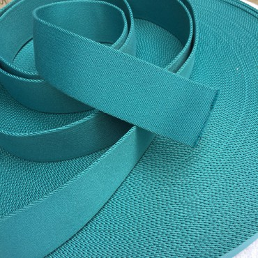sangle 4cm turquoise